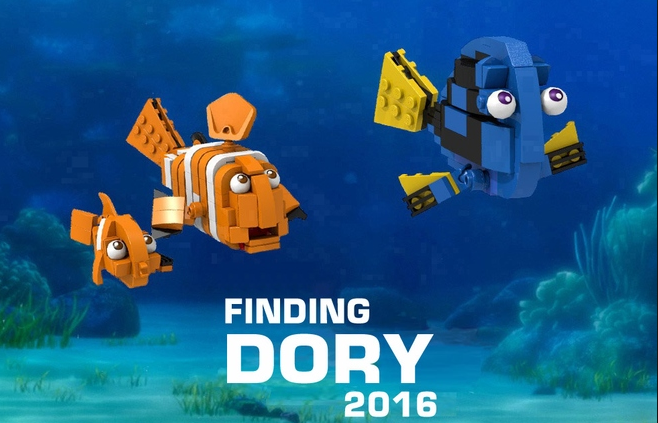 "Transfer ""Finding Dory"" Summer Movie to kids tablet"